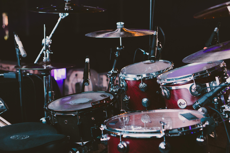 Spela trummor som ett proffs